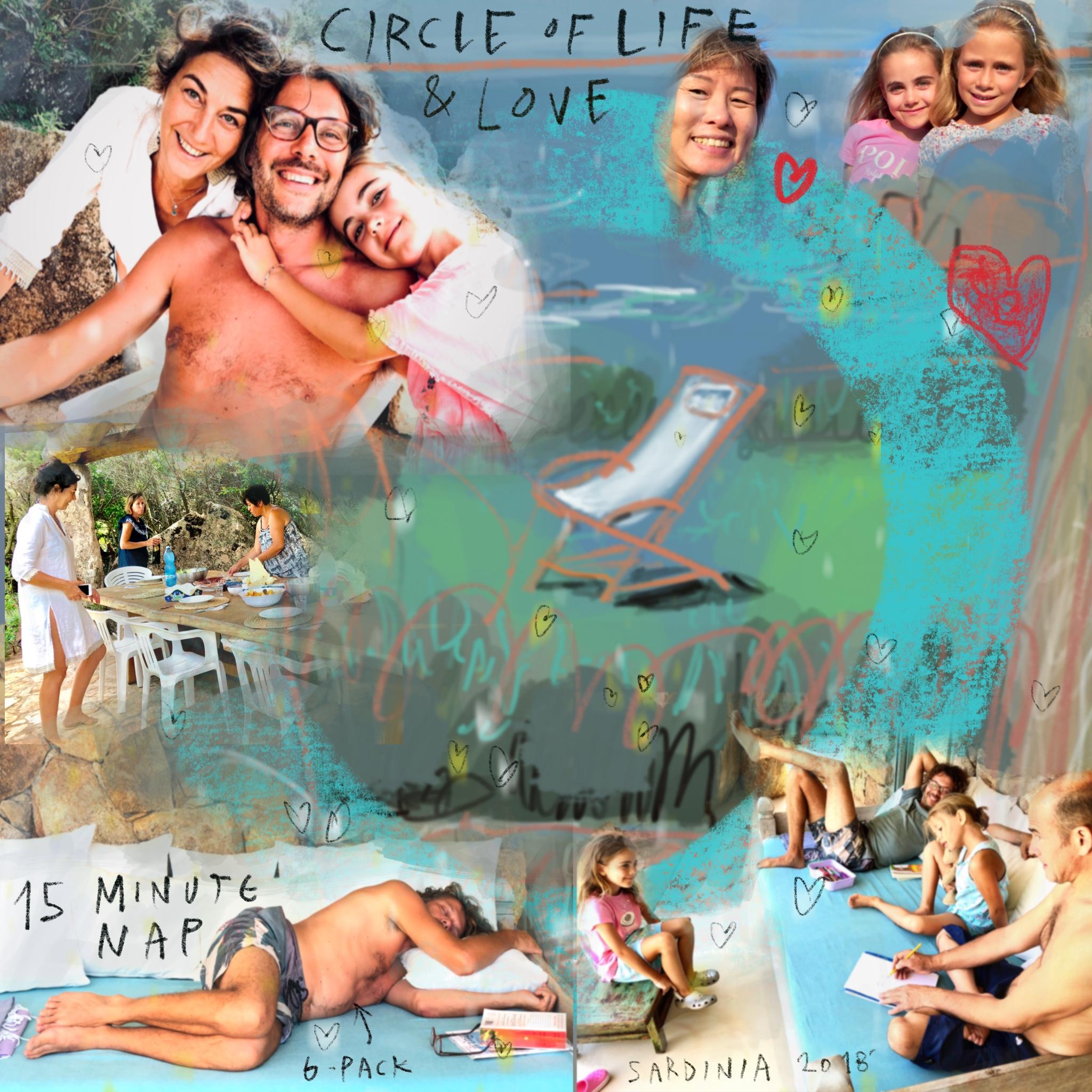 Circle Of Life & Love
